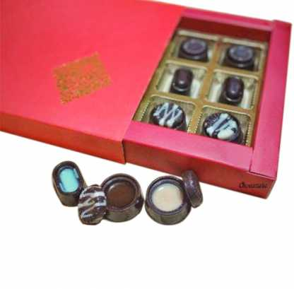 Diwali 2016 Hamper 5 - High On Chocolates