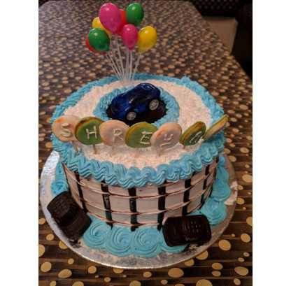 Order Birthday Cake By Chef Home Fresh In Faridabad