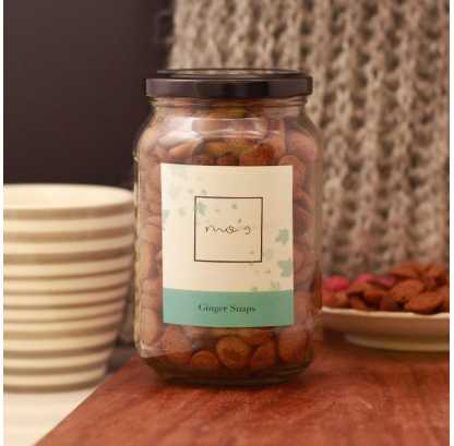 Ginger Snaps Medium Jar