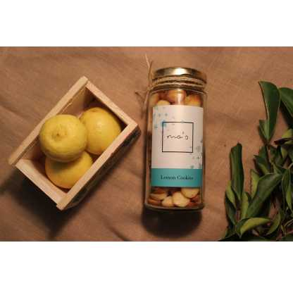 Lemon Cookies Petit Jar