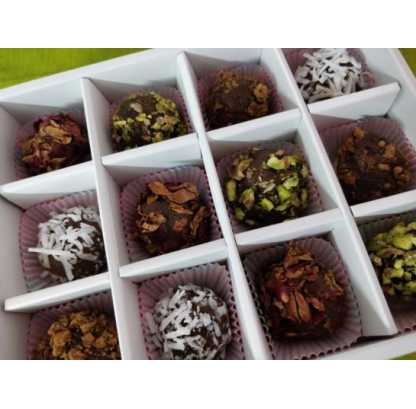 Christmas Special Chocolate Truffles