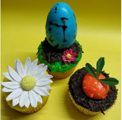 Easter Special Cupcakes (6 Pcs)