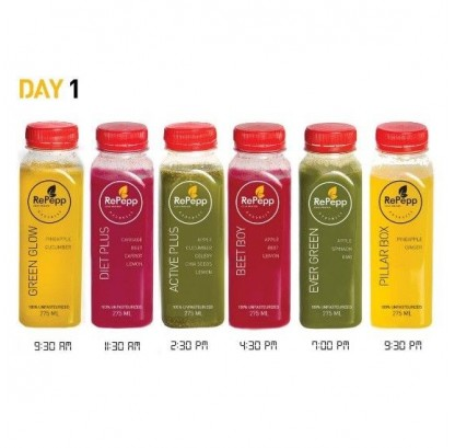 One Day Cleanse