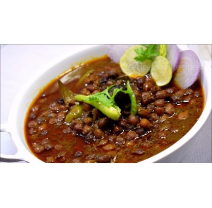 Black Chana (gravy)