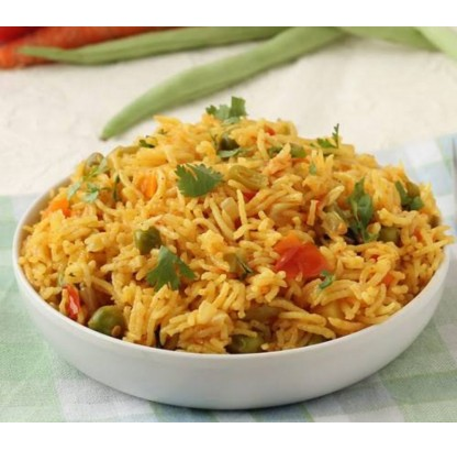 Vegetable Masala Pulao