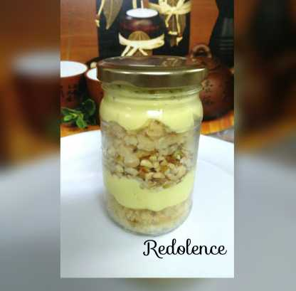 Butterscotch Jar