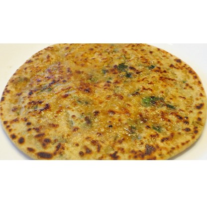 Gobhi Paratha With Dahi