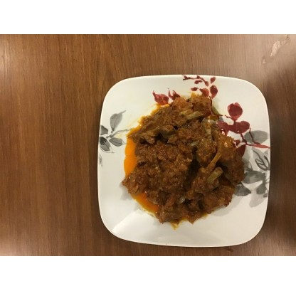 Bengali Mutton Chaap