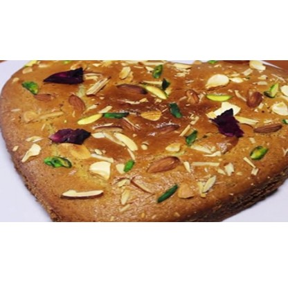 Thandai Dry Fruit Cake